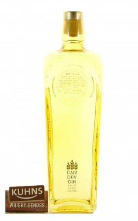 Catz Dry Gin 0,7l, alc. 48,2 Vol.-%, Dry Gin Niederlande