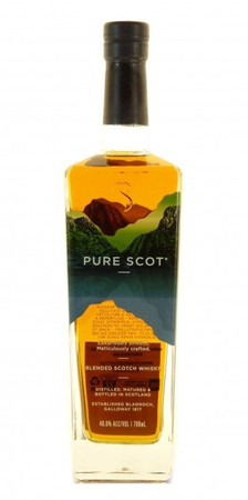 Pure Scot Blended Scotch Whisky 0,7l, alc. 40 Vol.-%