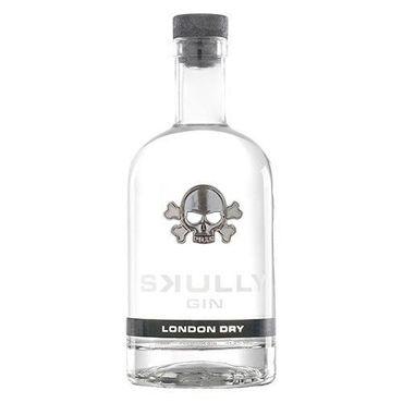 Skully London Dry Gin 0,7l, alc. 41,8 Vol.-%, Dry Gin Niederlande