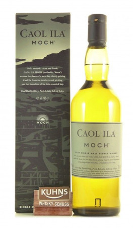 Caol Ila Moch Islay Single Malt Scotch Whisky 0,7l, alc. 43 Vol.-%