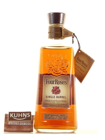 Four Roses Single Barrel Kentucky Straight Bourbon Whiskey 0,70l, alc. 50 Vol.-%