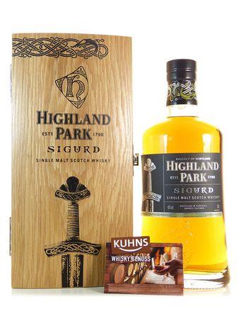 Highland Park Sigurd Orkney Single Malt Scotch Whisky 0,7l, alc. 40 Vol.-%