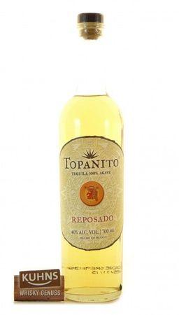 Topanito Tequila Reposado 0,7l, alc. 40 Vol.-%, Tequila Mexico