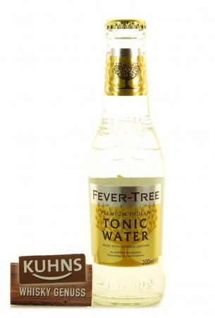 Fever-Tree Premium Indian Tonic Water 0,2l, Tonic Water England