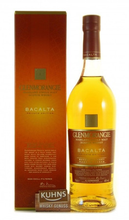 Glenmorangie Bacalta Highland Single Malt Scotch Whisky 0,7l, alc. 46 Vol.-%