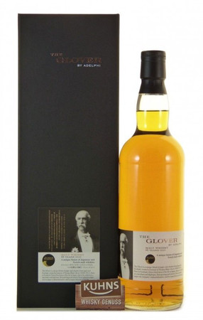Adelphi The Glover 18 Jahre Blended Scotch-Japan Whisky 0,7l, alc. 49,2 Vol.-%