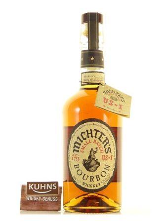 Michter's Small Batch Bourbon Whiskey 0,7l, alc. 45,7 Vol.-%, USA Whiskey
