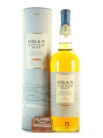 Oban Little Bay Highland Single Malt Scotch Whisky 1,0l, alc. 43 Vol.-%