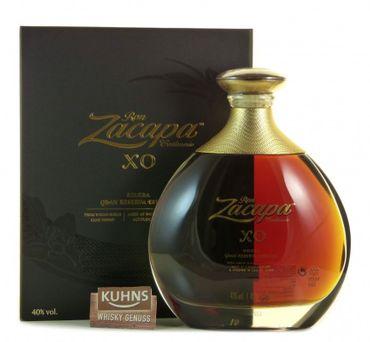Zacapa Centenario XO Solera Gran Reserva Especial 0,7l, alc. 40 Vol.-%, Rum Guatemala