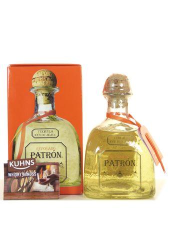 Patron Tequila Reposado 0,7l, alc. 40 Vol.-%, Tequila Mexico