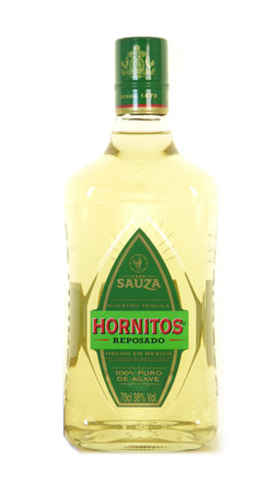 Sauza Hornitos Tequila Reposado 0,7l, alc. 38 Vol.-%, Tequila Mexico