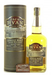 Jack Ryan 12 Jahre Single Malt Irish Whiskey 0,7l, alc. 46 Vol.-%, 001