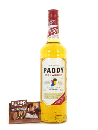 Paddy Irish Whiskey 0,7l, alc. 40 Vol.-%