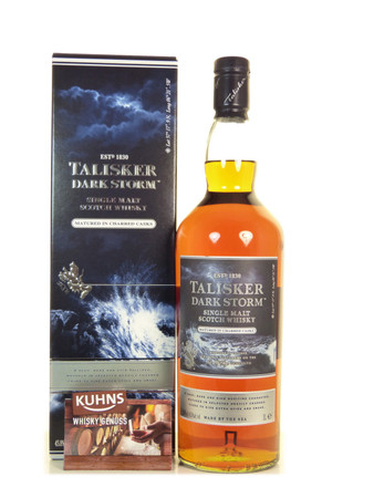 Talisker Dark Storm Skye Single Malt Scotch Whisky 1,0l, alc. 45,8 Vol.-%