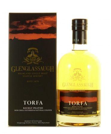 Glenglassaugh Torfa Highland Single Malt Scotch Whisky 0,7l, alc. 50 Vol.-%