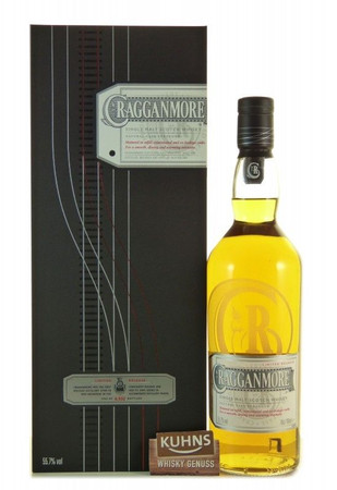 Cragganmore Limited Release 2016 Natural Cask Strength Single Malt Whisky 0,7l, alc. 55,7 Vol.-%