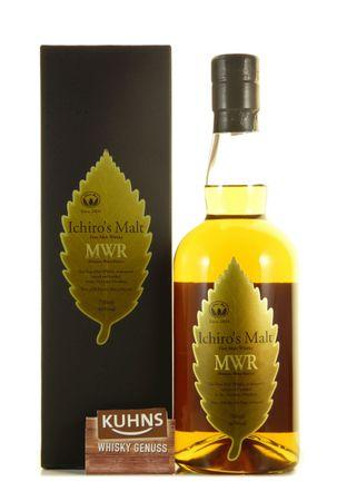 Ichiro's Malt Mizunara Wood Reserve Japan Pure Malt Whisky 0,7l, alc. 46 Vol.-%
