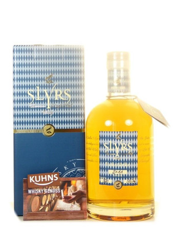 Slyrs Faßstärke 2011 Bavarian Single Malt Whisky 0,7l, alc. 54,7 Vol.-%
