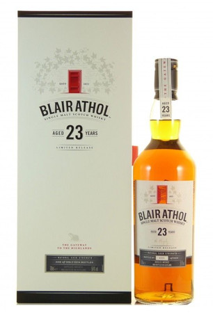 Blair Athol 23 Jahre Highland Single Malt Scotch Whisky 0,7l, alc. 58,4 Vol.-%