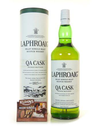 Laphroaig QA Cask Islay Single Malt Scotch Whisky 1,0l, alc. 40 Vol.-%