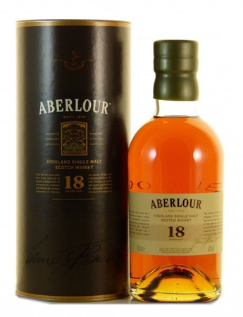Aberlour 18 Jahre Speyside Single Malt Scotch Whisky 0,7l, alc. 43 Vol.-%