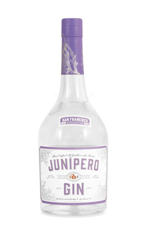 Junipero Gin 0,7l, alc. 49,3 Vol.-%, Gin USA