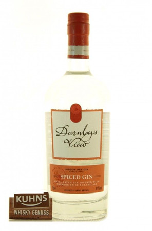 Darnley's View Spiced London Dry Gin 0,7l, alc. 42,7 Vol.-%, Dry Gin England