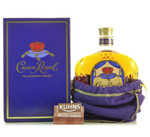 Crown Royal Blended Canadian Whisky 0,7l, alc. 40 Vol.-%, Kanada Whisky 001