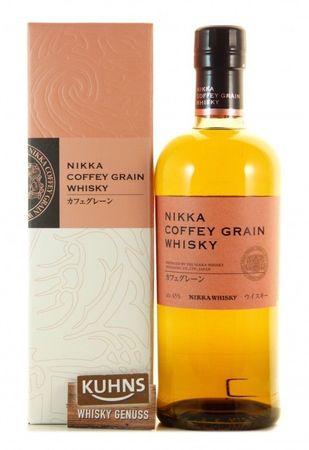 Nikka Coffey Grain Whisky 0,7l, alc. 45 Vol.-%, Japan Grain Whisky