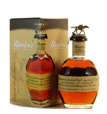 Blanton's Original Single Barrel Kentucky Straight Bourbon Whiskey 0,7l alc. 46,5 Vol.-%