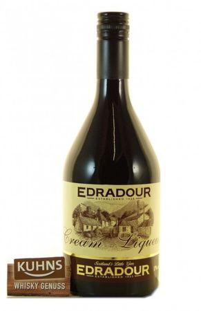 Edradour Cream Liqueur 0,7l, alc. 17 Vol.-%, Schottland Whisky-Likör