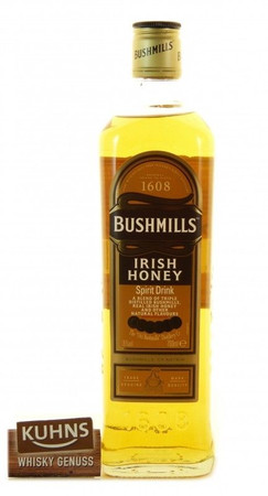 Bushmills Irish Honey 0,7l, alc. 35 Vol.-%, Irland Whiskey-Likör