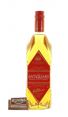 Antiquary Blended Scotch Whisky 0,7l, alc. 40 Vol.-%
