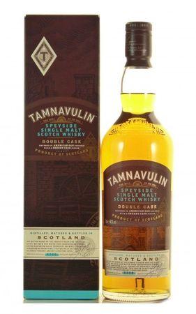 Tamnavulin Double Cask Speyside Single Malt Scotch Whisky 0,7l, alc. 40 Vol.-%