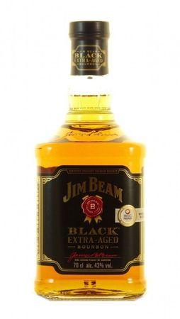 Jim Beam Black Extra Aged Kentucky Straight Bourbon Whiskey 0,7l, alc. 43 Vol.-%