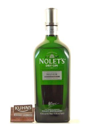 Nolet's Silver Dry Gin 0,7l, alc. 47,6 Vol.-%, Dry Gin Niederlande