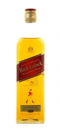 Johnnie Walker Red Label Blended Scotch Whisky 0,7l, alc. 40 Vol.-%