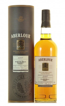 Aberlour White Oak 2007-2017 Speyside Single Malt Scotch Whisky 0,7l, alc. 40 Vol.-%