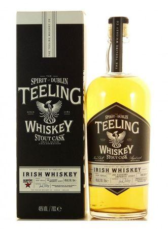 Teeling Stout Cask Irish Whiskey 0,7l, alc. 46 Vol.-%