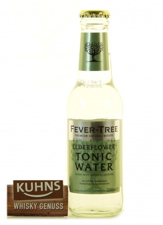 Fever-Tree Elderflower Tonic Water 0,2l