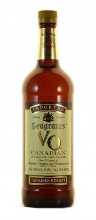 Seagram's V.O. Canadian Whisky 1,0l, alc. 40 Vol.-%, Kanada Whisky