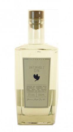 Unterholz Premium Forest Dry Gin 0,5l, alc. 37,5 Vol.-%, Gin Deutschland