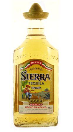 Sierra Reposado 0,7l, alc. 38 Vol.-%, Tequila Mexico