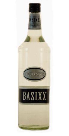 Basixx Tequila Silver 1,0l, alc. 38 Vol.-%, Tequila Deutschland