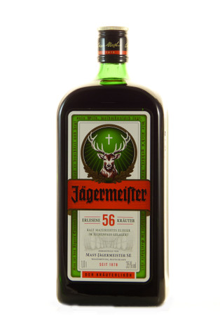 Jägermeister 1,0l alc. 35 Vol.-%