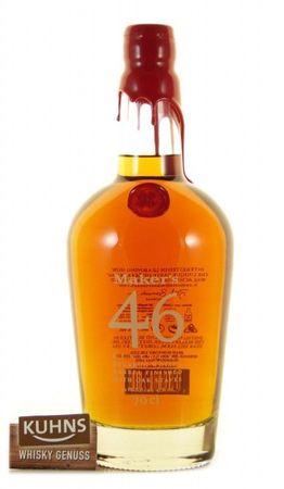 Maker's Mark 46 Kentucky Bourbon Whisky 0,7l, alc. 47 Vol.-%, USA Whisky