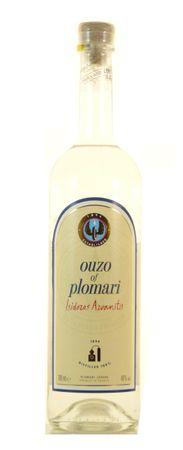 Ouzo of Plomari 0,7l, alc. 40 Vol.-%, Griechische Spirituose