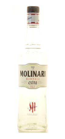 Molinari Sambuca Extra 0,7l, alc. 40 Vol.-%, Anis-Likör Italien