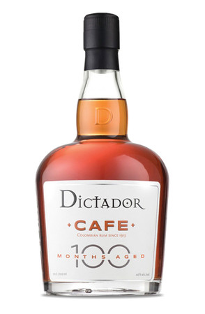 Dictador Cafe 100 0,7l, alc. 40 Vol.-%, Rum Kolumbien
