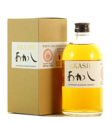 Akashi White Oak 0,5l, alc. 40 Vol.-%, Japan Blended Whisky